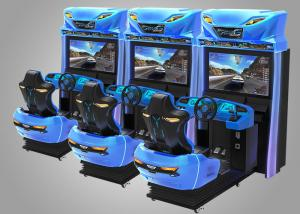 China Storm Racer Gravity DELUXE Simulator Game Machine Real Speed Feeling With Vibration Seat on sale