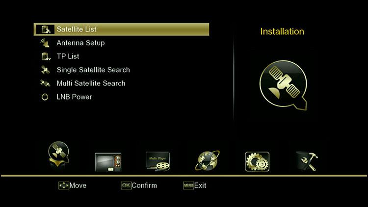 Freesat V8Super IPTV supported DVB-S2 satellite tv receiver
