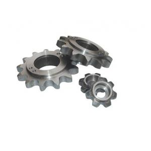 Quality Polishing Industrial Chain Drive Sprockets , Stainless Steel Chain Sprockets For Motorcycle for sale