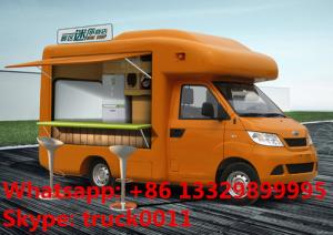China 2017s mew CLW brand mobile food vending trucks for sale, China supplier and manufacturer of mobile kitchen vehicle on sale