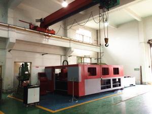 China CNC Sheet  Metal Laser Cutting Machine with Mini Cutting Gap 2YearFreeWarranty on sale