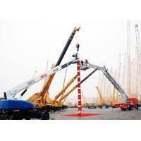 China GKS22 22m Self propelled straight Arm Aerial Work Platform cherry picker on sale