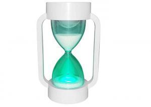 China Creative RGB Hourglass LED Night Light Table Sleep Lamps Bedroom for Women Girl Children Kid Lovely Gift on sale