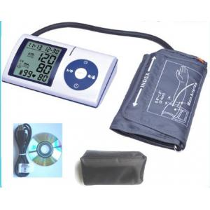 China Portable Blood Pressure Monitors Blood Pressure Sphygmomanometer with 6 Colors Led on sale