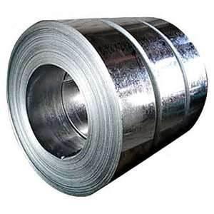 China JIS G3302 1998 aucun - bandes galvanisées d'acier d'immersion chaude de résistance à la corrosion de paillette on sale