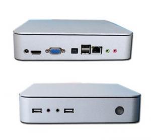 China Mini PC Host with D525 CPU, (Discrete Graphics) on sale