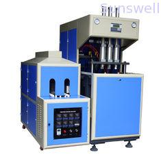 China Multi-fnction 3 cavity Semi-automatic PET bottle blow molding machine 1600 - 1800BPH pcs/h on sale