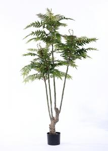 China Interior Home Style Chinese Toon Fire Retardant Artificial Tree For Home Decor on sale