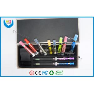 China LCD 400 Puffs Ce4 900mah Ego T E Cigarette Esmoke , 2.0-2.8ohm on sale
