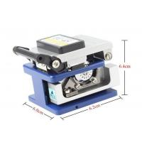 Optical Fiber Cutter For Ftth Fiber Cable , High Precision Fiber Optic Cleaver Tools
