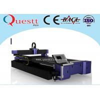 Universal CNC Sheet Metal Laser Cutting Machine 3 Axis 1500W 1500 X 3000 Mm