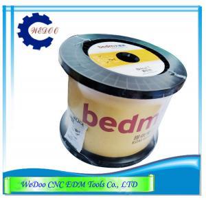 China EDM Brass Wire 0.25mm Hard Tpye For Sodick Fanuc  Wire Cut Machine on sale