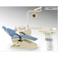 Blue Silent Dental Chair Unit With Computer Control System ISO13485