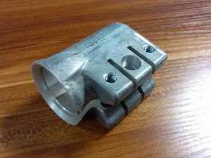 China Aluminum Die Castings Precision CNC Machined Components Support Powder Coating / Painting on sale