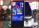 Simulateur populaire de réalité virtuelle de l'amusement 9d immersion de 360 degrés