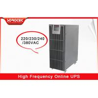 High Efficiency Three Phase Pure Sine Wave Ups System 1KVA - 20KVA