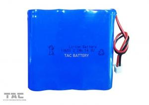 China 12v Lithium Ion Battery Pack 18650 4S 14.8V 2200mAh for Electronic Instruments on sale