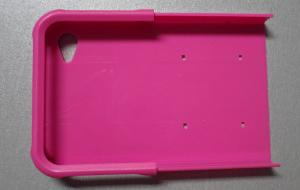 China PC / ABS / PC Injection Molding Molds Custom Plastic Cases for iPhone on sale