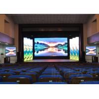 SMD3535 p10 led panel RGB , slim Led Video Display Board For Meeting Room