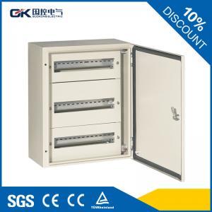 China Iron Weatherproof DB Box Stainless Steel / OEM Offered Power Distribution Box on sale