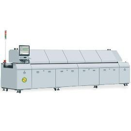 China LED tube bulb strip panel light smt lead free reflow oven machines on sale
