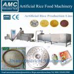 Maquinaria de comida reconstituida del arroz