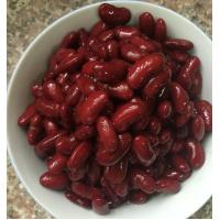 China Dark Red Color Canning Fresh Vegetables , Canned Kidney Beans In Brine on sale