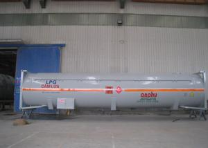 China 40ft Pressure Vessel Tanker Container For LPG Transport And Storage on sale