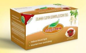 China Herbal Blood Lipid Lowering/Regulating Tea on sale