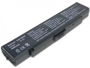 China 4400mAh 6 Cells sony vaio battery replacement for VGP-BPL2 BPS2 Notebooks on sale