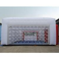 Outdoor Inflatable cube tent /inflatable tent with rooms