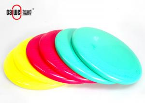 China Plastic Frisbee Flying Disc For Kids Assorted Color PP Material 155g Weight on sale