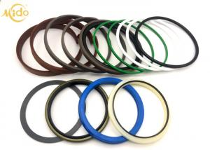 China OEM Hyd Cylinder Seal Kit , KATO HD820-1 2 High Performance Double Lip Oil Seal on sale