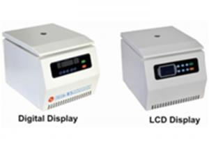 China Advanced CPU Control  Benchtop High-Speed Centrifuge , Laboratory Centrifuge Machine on sale