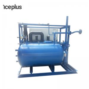 China Stainless Steel 304 Tube Ice Making Machine Good Corrosion Resistance on sale