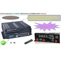 3G 4G Wifi GPS 4ch sd card mobile dvr CE FCC ROHS certificated dual-starming