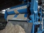 Lama da imprensa de filtro da correia de BCP que seca para a indústria de papel 20 M3/H