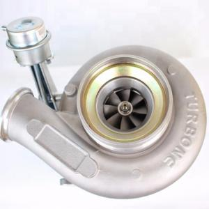 China 29 X 30 X 30 Cm Size Auto Turbo Charger Oil Cooled 6BTA 6B 6CTAA 6BT on sale