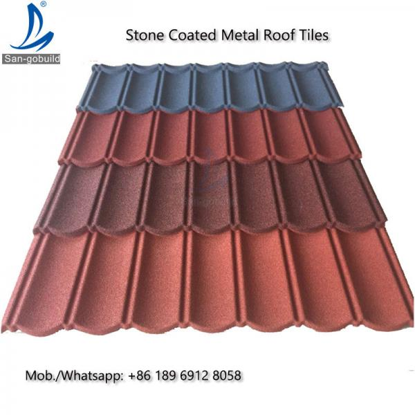 Kenya Decras Roofing Tiles With Best Price For Types Of Iron Stone ...