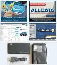 China Alldata Version 10.40 Mitchell V2010 Automotive Diagnostic Software With 500gb Hdd on sale