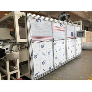 China 4200KG DW Baby Diaper Packaging Machine Stable At 45 Bags/Min Speed on sale