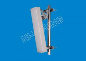 China 2.4 GHz 65 Degree Wifi Directional Antenna / Outdoor GSM Antenna For Base Station on sale