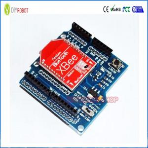 China RF Wireless Bluetooth Bee V2.0 HC-06 Module with Xbee V03 Expansion Board Shield for Arduino on sale