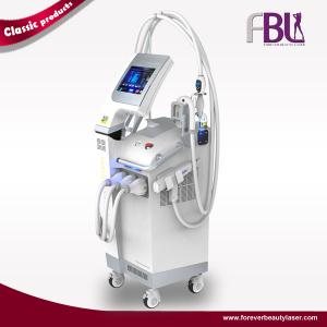 China ABS OPT SHR 950nm IPL Hair Removal Machines Nd Yag Laser For Salon on sale