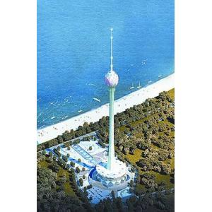 China MEGATRO TV tower on sale