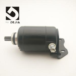 China Bajaj Discover Starter Motor Motorcycle For Motorcycle Engine Spare Parts on sale