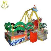 Hansel High quality children indoor amusement parks games kiddie rides