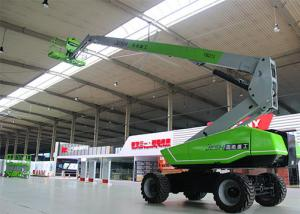 China Diesel Drive 27m Telescopic Boom Supported Elevating Work Platforms on sale