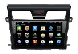 China Nissan Deckless Car Multimedia Android Car Navigation System and Radio Teana on sale