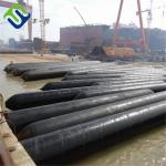 Hot sale durable rubber balloon for culvert making for dock inflatable fender jetty used boat
